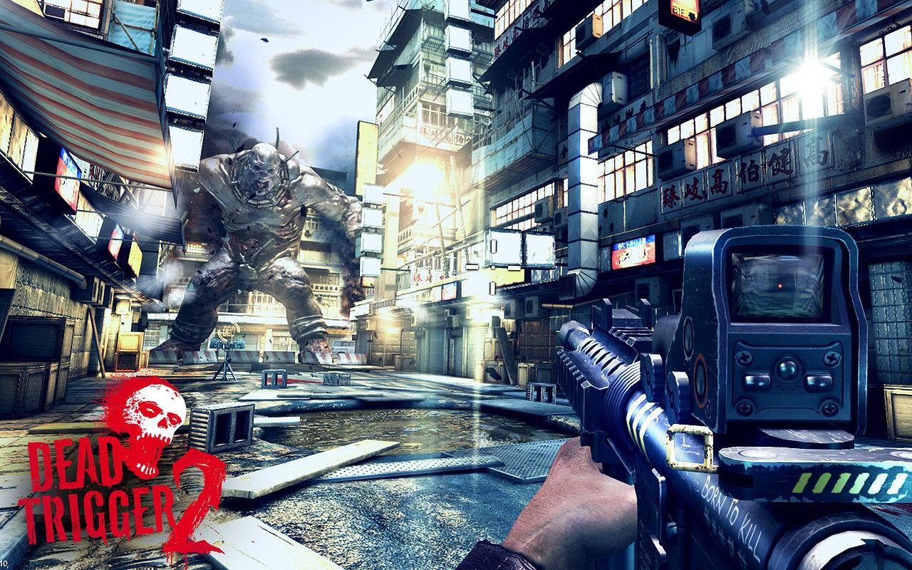 Madfinger Games работает над Dead Trigger 2.