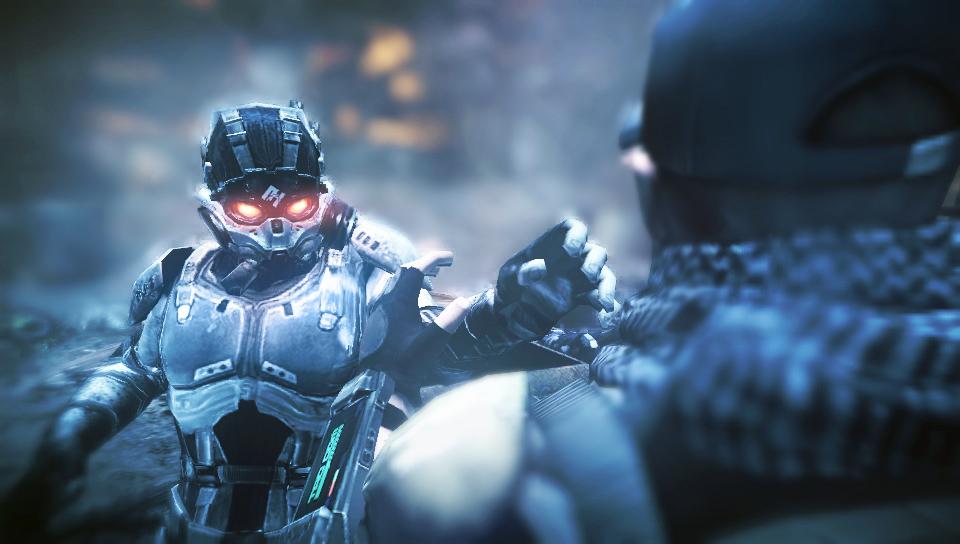 [Рецензия сайта] Killzone: Mercenary