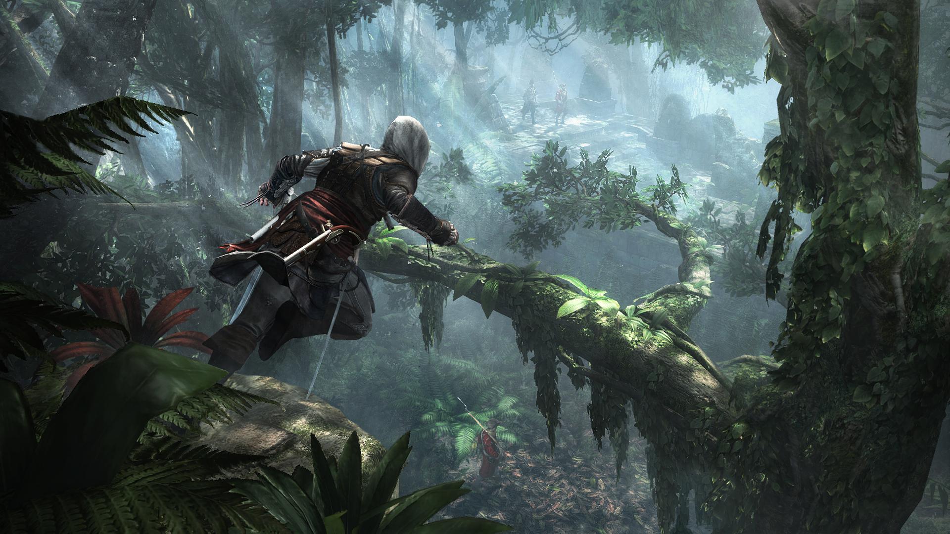 Ubisoft улучшила стелс в Assassin's Creed 4: Black Flag