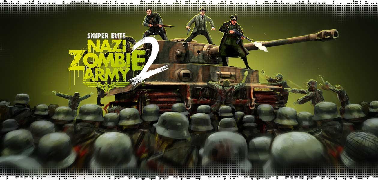 Видео игры nazi zombie army
