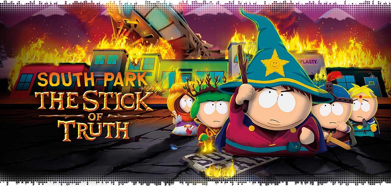 Рецензия на South Park: The Stick Of Truth