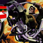 MC Pixel: мотомузыка Full Throttle и возвращение Роберта Холмса