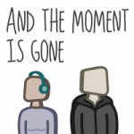 #GamesJam2014: And the Moment Is Gone