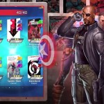 Ролик Marvel Puzzle Quest: Dark Reign с выставки Comic-con 2014