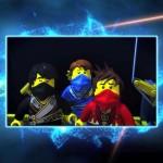 Ролик к выходу LEGO Ninjago: Nindroids
