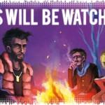 Рецензия на Gods Will Be Watching
