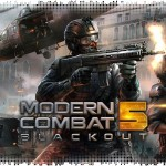 Рецензия на Modern Combat 5: Blackout