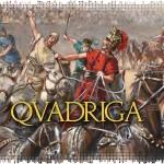 Рецензия на Qvadriga