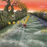 Запись геймплея Temple Run 2
